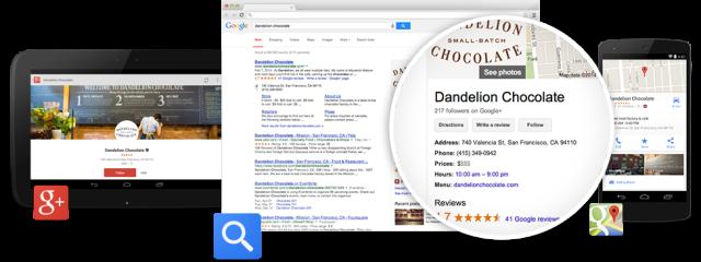 New – Google My Business
